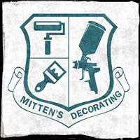 Mitten's Decorating