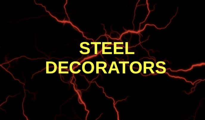 Steel Decorators
